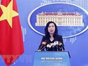 Le Vietnam appelle à des contributions positives à la paix dans les mers et les océans