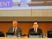 Les assemblées de l'OMPI 2018 s'achèvent à Genève