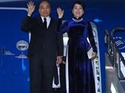 Le PM arrive à Tokyo pour le 10e Sommet Mékong-Japon et une visite au Japon