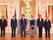 Le Premier ministre Nguyen Xuan Phuc participe au 10e Sommet Mékong-Japon