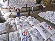"""Les Philippines autorisent l'importation """"sans entrave"""" de riz"""