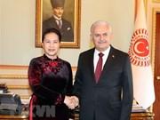 Le Vietnam et la Turquie promeuvent leur coopération parlementaire