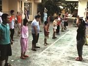 Un centre de soutien au traitement des victimes de l'agent orange se profile