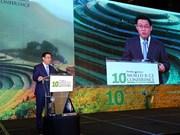 Le Vietnam, maillon de la chaîne de valeur mondiale, affirme le label de son riz