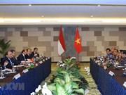 Le Premier ministre Nguyen Xuan Phuc s'entretient avec le président indonésien