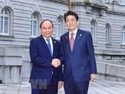 """Le voyage au Japon du PM Nguyên Xuân Phuc, un """"beau succès"""""""