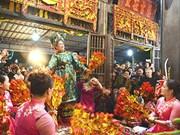 Patrimoine mondial, le chant van plein de vitalité à Nam Dinh