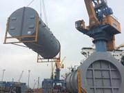 Lilama 69-1 exporte ses produits vers l'Ouzbékistan