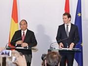 Déclaration de presse conjointe Vietnam-Autriche