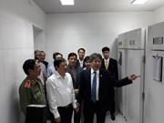La première banque de tissus vietnamienne inaugurée à l'Hôpital Viêt-Duc