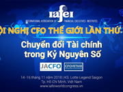 Hô Chi Minh-Ville accueille le 48e Congrès du CFO CLUB