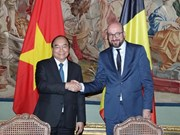 Déclaration commune Vietnam – Belgique