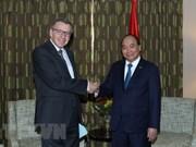Le PM rencontre l'ancien ministre belge des Affaires étrangères