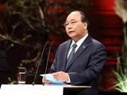 Le Premier ministre Nguyen Xuan Phuc au sommet P4G au Danemark