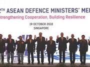 Le Vietnam plaide pour des liens accrus de défense régionale
