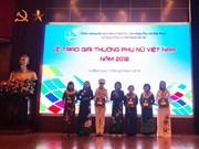Prix Femmes vietnamiennes 2018: Au bonheur des dames