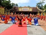 La fête de Lam Kinh glorifie la grandeur d'âme de Lam Son