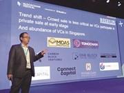 David Nguyên Vu, tremplin des entreprises vietnamiennes à Singapour