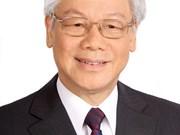 AN: élection du président de la République socialiste du Vietnam