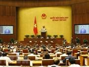 Questions socio-économiques et budget de l'Etat en débat