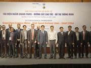 Le transport public au cœur des discussions franco-vietnamiennes