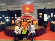 Le mini-théâtre de marionnettes sur l'eau de Phan Thanh Liem séduit le public européen