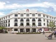 Saigon - Morin Huê, le doyen des hôtels du Centre