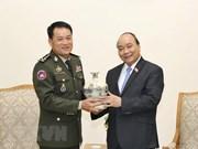 Le Vietnam consolide son amitié traditionnelle avec le Cambodge