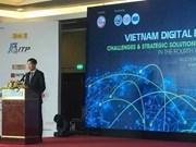 Le Forum sur l'économie numérique du Vietnam se focalise sur les PME