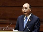 Le Premier ministre s'adresse à la séance de questions/réponses de la 6e session de l'AN