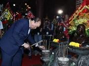 """Victoire de Truông Bôn, """"symbole sacré du patriotisme"""", dit le PM"""