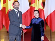 Le Vietnam attache de l'importance aux relations avec la France