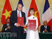 Vietjet signe un contrat d'achat de 50 avions Airbus