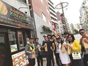 À Tokyo, le banh mi se vend comme des petits pains