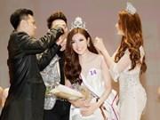 Thiên Hương, nouvelle Miss Vietnam Worldwide