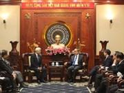 Hô Chi Minh-Ville et Hyogo veulent faire davantage d'affaires