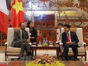 Pour promouvoir la coopération efficace entre Hanoï et des localités françaises