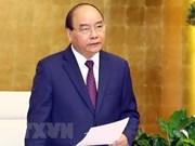 Le PM demande aux organes d'accomplir leur tâche confiée