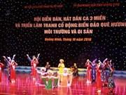 """Chants folkloriques: """"Faire du neuf avec du vieux"""""""