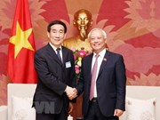 Le Vietnam et la Chine renforcent la coopération entre leurs organes législatifs