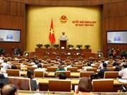 Les députés de l'AN donnent des avis sur les lois amendées