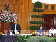 Le PM réaffirme l'importance de la protection de l'environnement marin