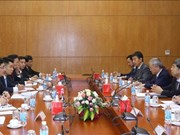 Renforcement de la coopération entre le PCV et le Conseil des Affaires d'Etat de Chine