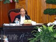 La permanence du gouvernement examine les projets BOT