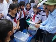 Hô Chi Minh-Ville : Apprendre en-dehors de la classe au niveau primaire