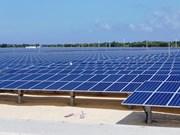Le Vietnam se dote de sa première centrale solaire à Thua Thiên-Huê