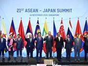 Le PM Nguyen Xuan Phuc souligne l'engagement de l'ASEAN à renforcer ses liens avec le Japon