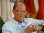 Les Philippines dénoncent les actes chinois en Mer Orientale
