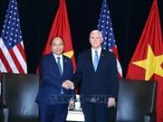 Le Vietnam veut élever son partenariat intégral avec les Etats-Unis