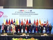 Le PM Nguyen Xuan Phuc assiste à la 2e réunion des dirigeants du RCEP